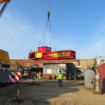 Sierra Parts and Service Two-Ram Baler Install